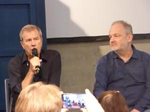 Michael Schwarzmaier und Kai Taschner