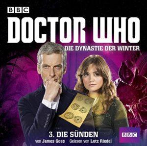 Doctor Who Bastei Lübbe Die Dynastie der Winter Teil 3
