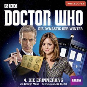 Doctor Who Bastei Lübbe Die Dynastie der Winter Teil 4