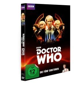 Doctor Who - Die Fünf Doktoren - Pandastorm Pictures