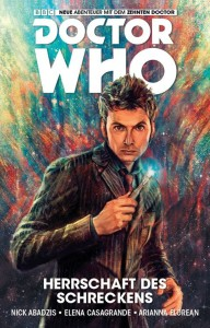 Doctor Who Panini Comics 10. Doktor Band 1 Die Herrschaft des Schreckens