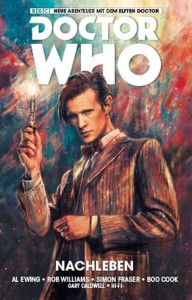 Doctor Who Panini Comics 11. Doktor Band 1 Nachleben