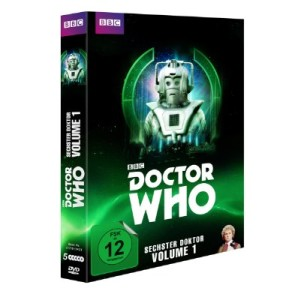 Doctor Who - Sechster Doktor Volume 1 - Pandastorm Pictures
