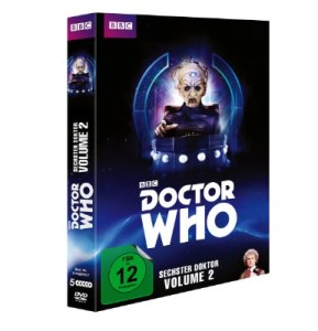 Doctor Who - Sechster Doktor Volume 2 - Pandastorm Pictures