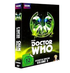 Doctor Who - Sechster Doktor Volume 3 - Pandastorm