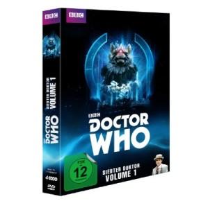 Doctor Who - Siebter Doktor Volume 1 - Pandastorm Pictures