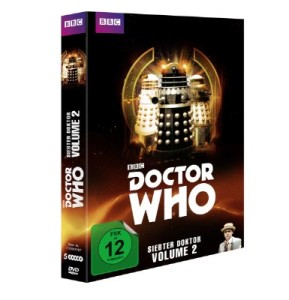 Doctor Who - Siebter Doktor Volume 2 - Pandastorm Pictures