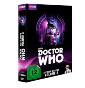 Doctor Who - Siebter Doktor Volume 3 - Pandastorm Pictures