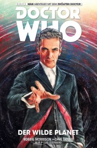 doctor who panini der wilde planet 12. doctor