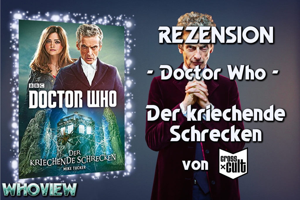 Cross Cult der kriechende Schrecken Doctor Who Buch Rezension Whoview