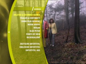 Bonusmaterial Sechster Doktor Volume 3 Whoview