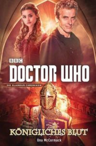Doctor Who Königliches Blut Cross Cult Buch deutsch Whoview