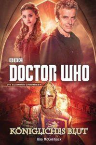 Doctor Who Königliches Blut Cross Cult Buch deutsch Whoview