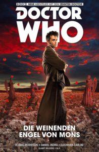 Doctor Who die weinenden Engel von Mons Panini Comics deutsch Zehnter Doktor Band 2
