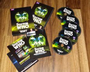 Sechster Doktor Volume 3 Doctor Who Rezension