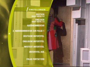 Tonmenü Sechster Doktor Volume 3 Whoview