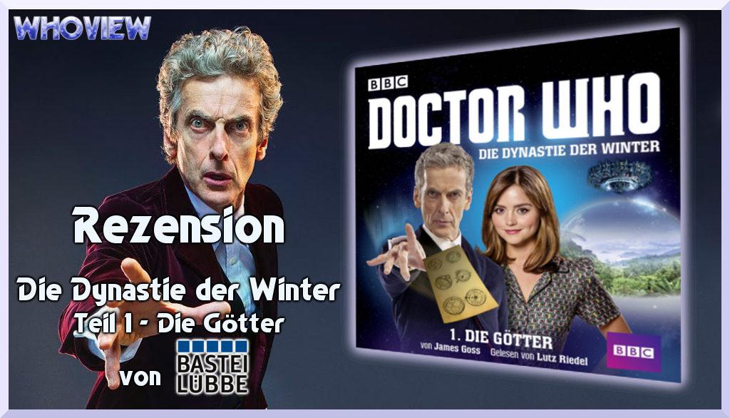 doctor-who-rezension-die-dynastie-der-winter-bastei-luebbe-die-goetter-teil-1-lutz-riedel