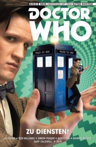 doctor-who-zu-diensten-elfter-doctor-band-2-whoview-panini-comics-cover