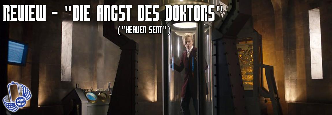 Review – 9×11 – Die Angst des Doktors (Heaven Sent)