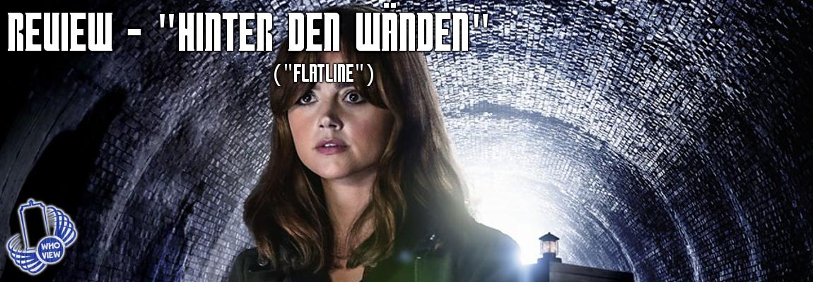 Doctor Who Hinter Den Wänden