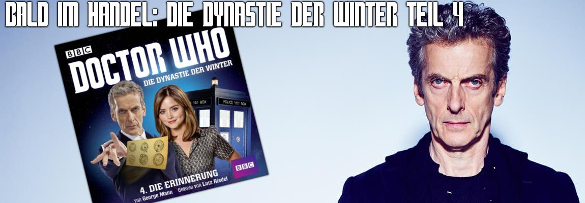 Bald im Handel – Die Dynastie der Winter Teil 4