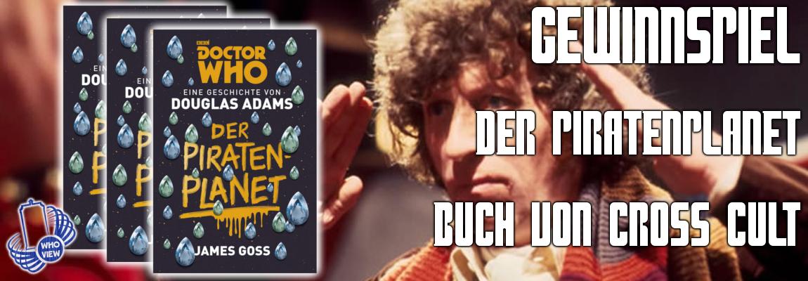 """Gewinnspiel: """"Der Piratenplanet"""" – Buch von Cross Cult!"""