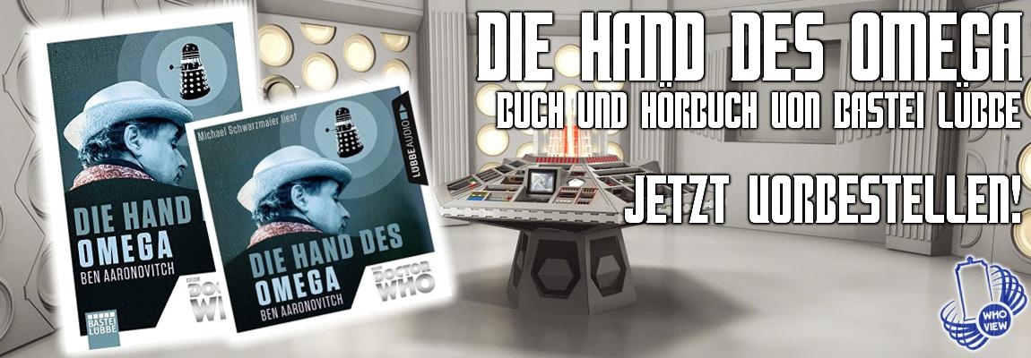 Die Hand des Omega – Buch & Hörbuch – Jetzt vorbestellen!