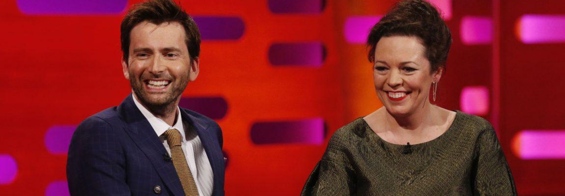 Die Sensation! David Tennant kehrt zurück zu Doctor Who!