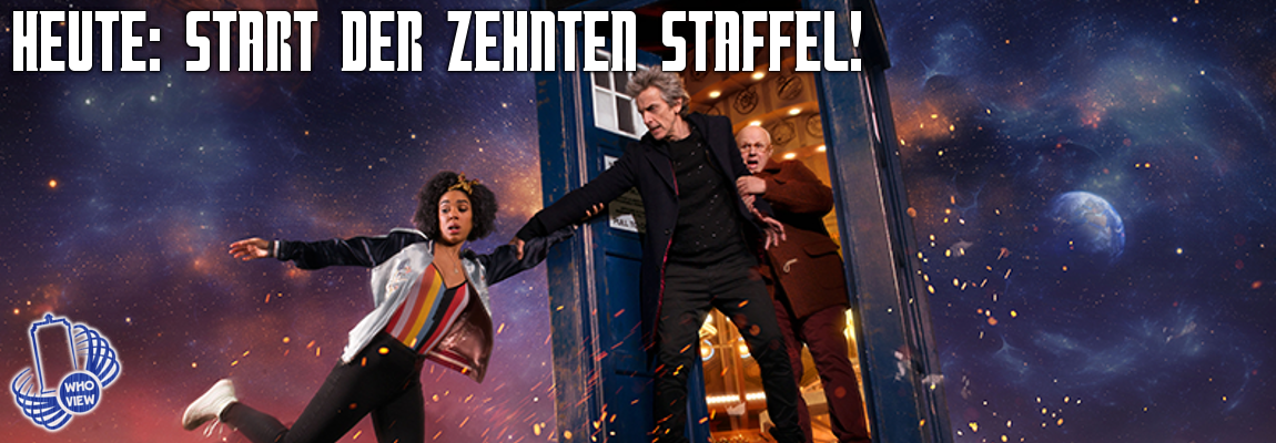 Heute: Start der zehnten Staffel auf BBC One