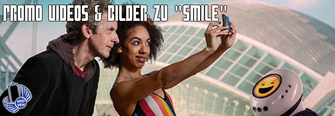 """""""Smile"""" Promo Videos und Bilder"""