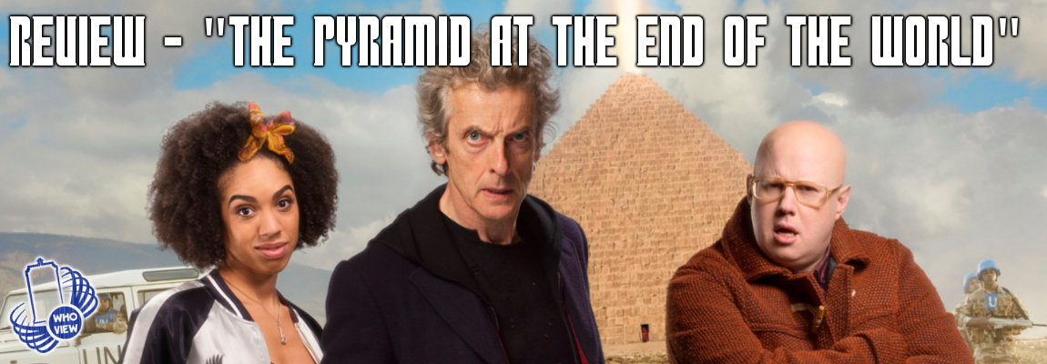 Review – 10×07 – The Pyramid at the End of the World