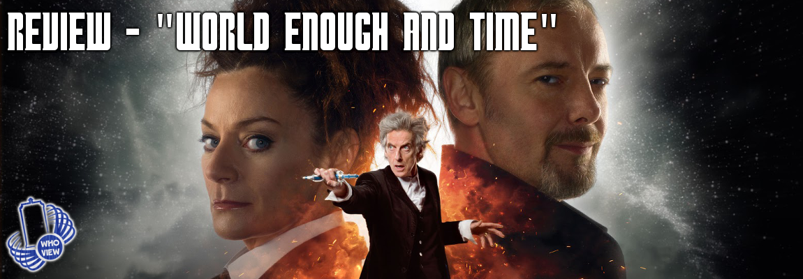 Review – 10×11 – World Enough and Time