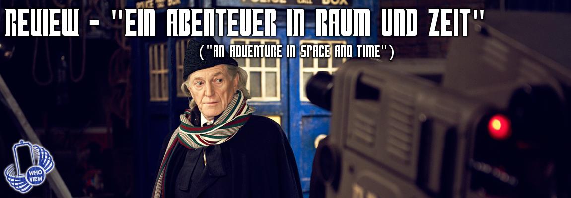 Review – Ein Abenteuer in Raum und Zeit (An Adventure in Space and Time)