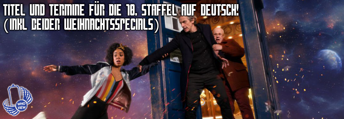 doctor who staffel 10 fox