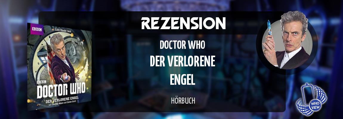 Rezension | Doctor Who – Der verlorene Engel | Hörbuch