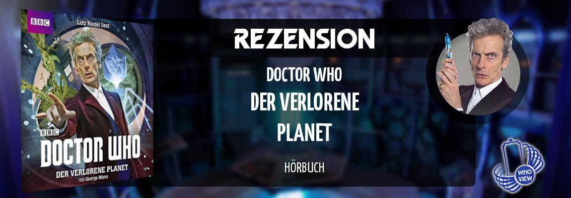 Rezension | Doctor Who – Der verlorene Planet | Hörbuch