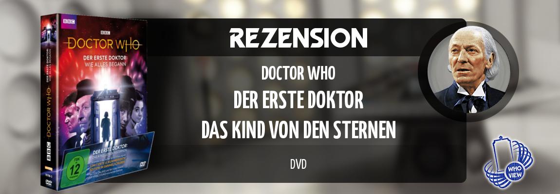 Rezension | Doctor Who – Das Kind von den Sternen | DVD