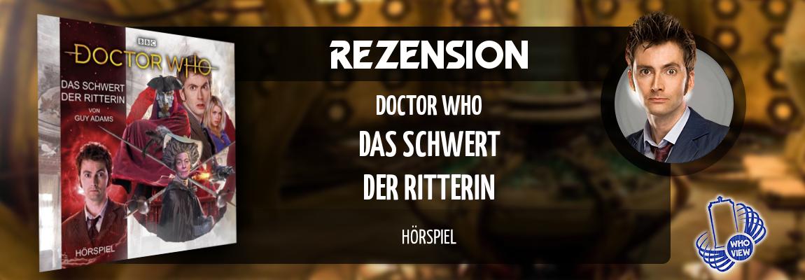 Rezension   Doctor Who – Das Schwert der Ritterin   Hörspiel