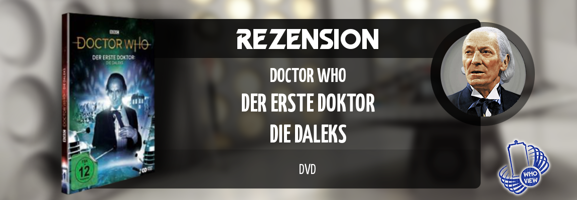 Rezension | Doctor Who – Die Daleks | DVD