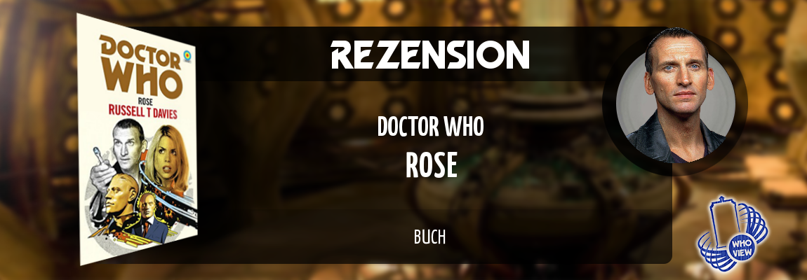 Rezension | Doctor Who – Rose | Buch