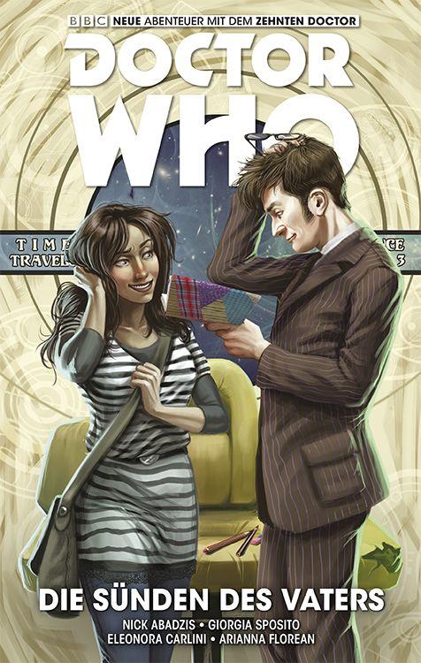 Rezension | Doctor Who: Der zehnte Doctor – Die Sünden des ...  Rezension | Doc...