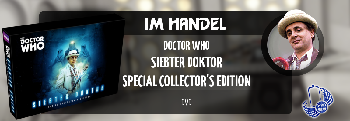 Vorbestellbar | Doctor Who: Siebter Doktor – Special Collector's Limited Edition | DVD