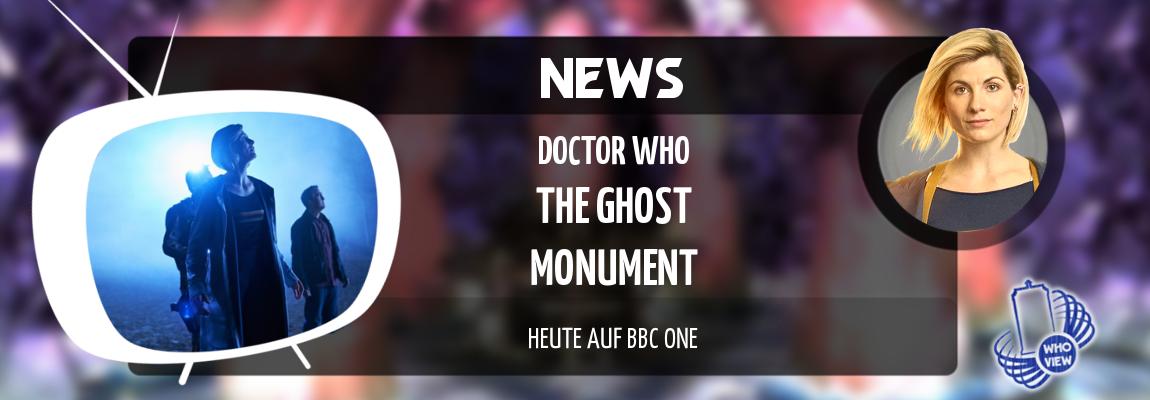News | Staffel 11 – Folge 02: The Ghost Monument | Heute auf BBC One
