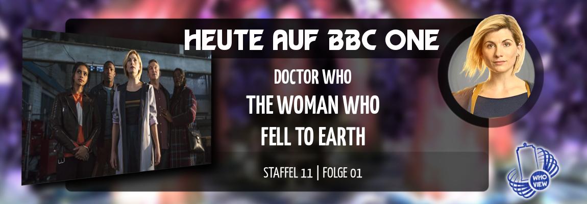 Heute: Start der elften Staffel auf BBC One!