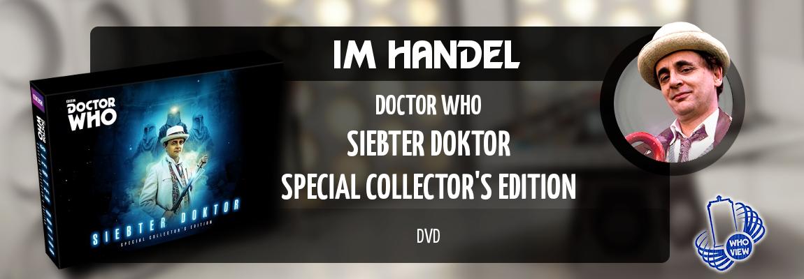 Im Handel | Siebter Doktor – Special Collector's Edition | DVD