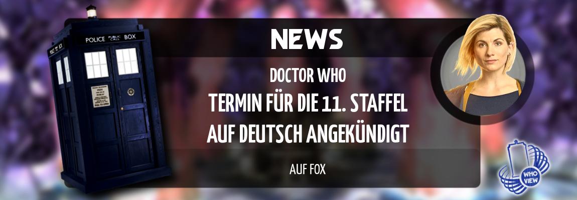News | Termin für die 11. Staffel auf Deutsch angekündigt | Auf Fox