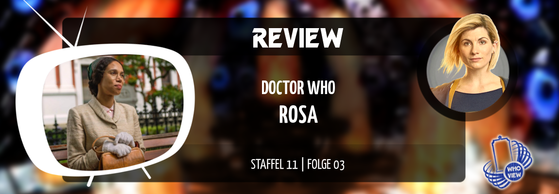 Review | 11×03 | Rosa