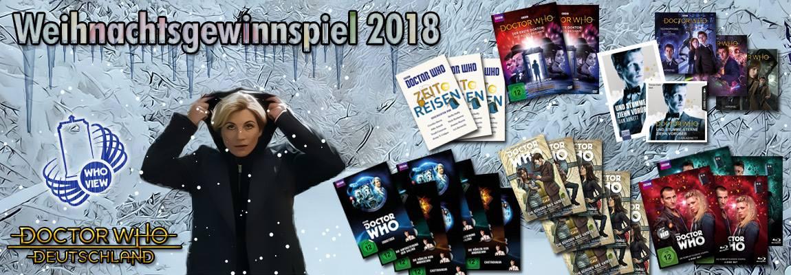 Weihnachtsgewinnspiel 2018