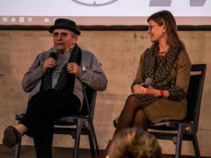 Sylvester McCoy & Sophie Aldred auf der TimeLash