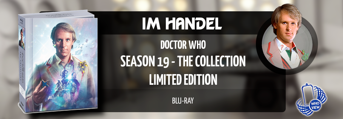 Im Handel | Doctor Who: The Collection – Season 19 | Blu-ray